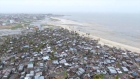 Mozambique: Drone captures widespread cyclone destruction