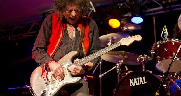 Bernie Tormé, Irish guitarist in Ozzy Osbourne band, dies