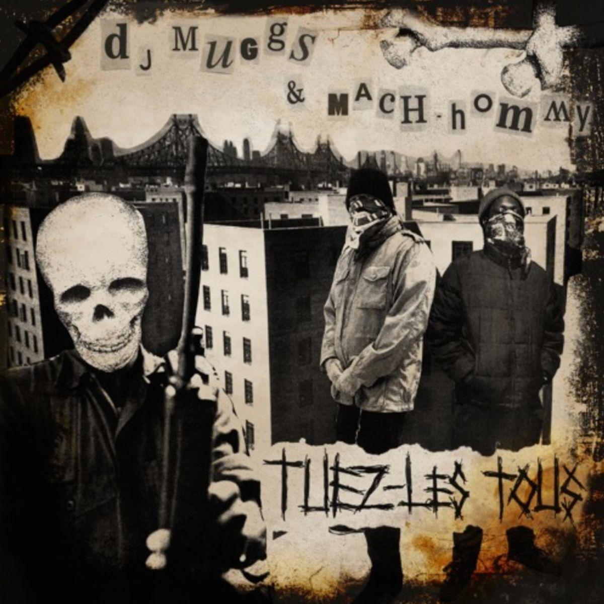 DJ Muggs & Mach-Hommy: Tuez-Les Tous review – Hard-boiled