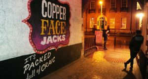 Copper Face Jacks: word of its sale immediately prompted a thread on Twitter of people who had never been there. Photograph; Aidan Crawley