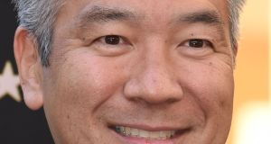 Warner Bros chief Kevin Tsujihara steps down after 25 years with the company. File photograph:  Robyn Beck/ AFP/Getty Images