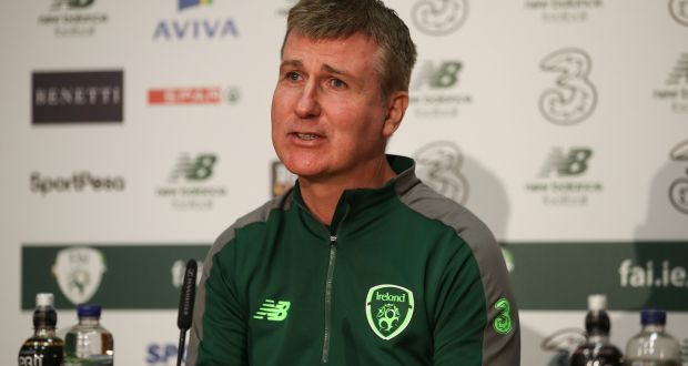 afd58cd0e8794 Stephen Kenny s Irish team begin their Under-21 European Championship  qualifying campaign against Luxembourg on