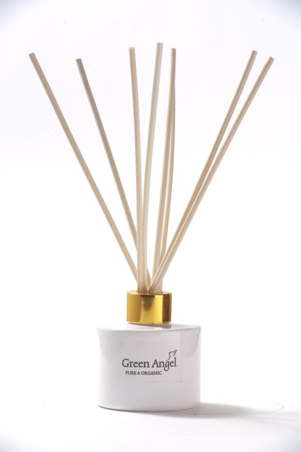 Green Angel White Linen Diffuser, €29.95 at Avoca.