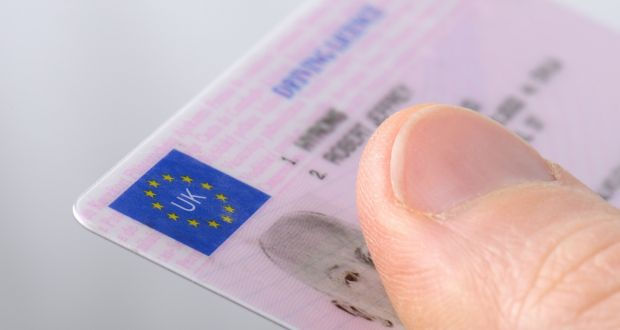 The National Driver Licence Service said it was illegal for UK licence holders to drive until they get their Irish permits. Photograph: iStock