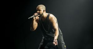 Drake's North American tour took on mythical status. Photograph: Ross Gilmore/Getty Images