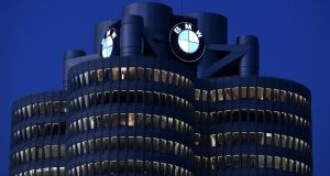 "BMW has warned its earnings will fall ""well below"" last year's level, and embarked on a €22bn efficiency drive to offset the impact of trade conflicts and unprecedented spending on electric cars."