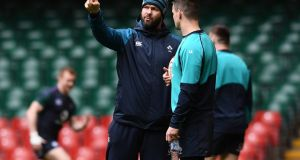 New Ireland head coach Andy Farrell will take charge of his first game against Scotland on February 1st 2020. Photo: Stu Forster/Getty Images