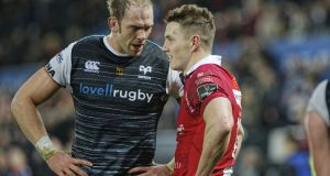 There had been speculation that Ospreys and Scarlets were set to merge together. Photo: Getty Images