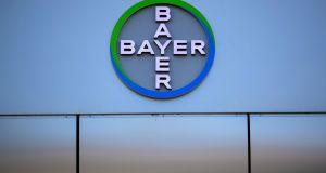"A US federal court in San Francisco found on Tuesday that Roundup, a best-selling herbicide owned by Bayer, had been a ""substantial factor"" in causing the cancer of Edwin Hardeman. Photograph: Bloomberg"