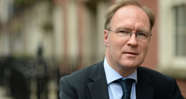 Ivan Rogers: 'I do think a general election is becoming more likely.' Photograph: Dara Mac Dónaill