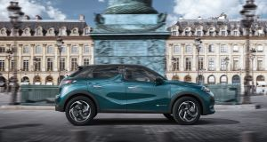 The DS 3 Crossback E-Tense can sprint from 0-100km/h in 8.7 seconds and can do the shorter dash from 0 to 50km/h in just 3.3 seconds