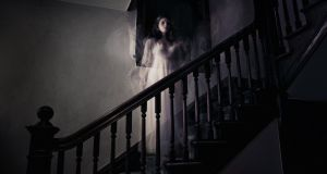 She felt a certain heaviness lift from her chest as she drifted down the steps of the house. Photograph: iStock