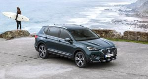 Seat Tarraco: technology and design power a practical elegance