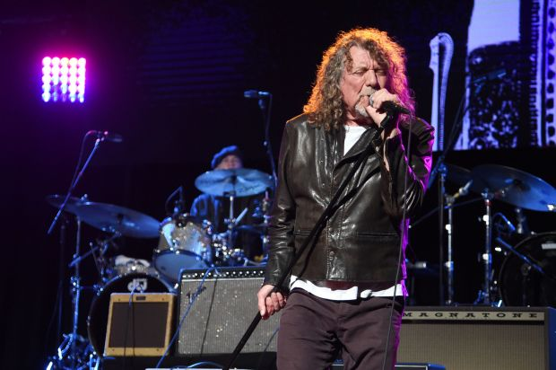 A few of the oldies are back. One-time Led Zeppelin frontman Robert Plant is bringing his Sensational Space Shifters to Woodstock 50. Photograph: Jamie McCarthy/Getty