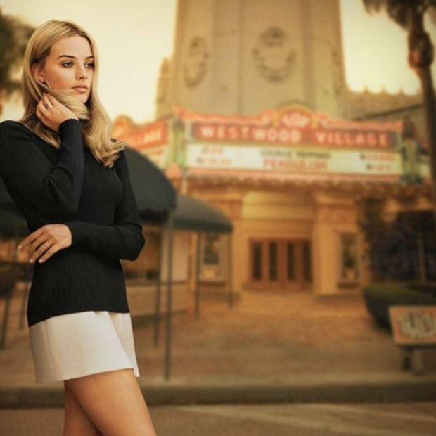 Once upon a Time in Hollywood: Margot Robbie plays Sharon Tate in the new Quentin Tarantino film
