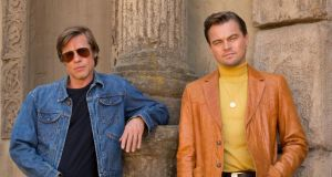 Once upon a Time in Hollywood: Brad Pitt and Leonardo DiCaprio star in the new Quentin Tarantino film