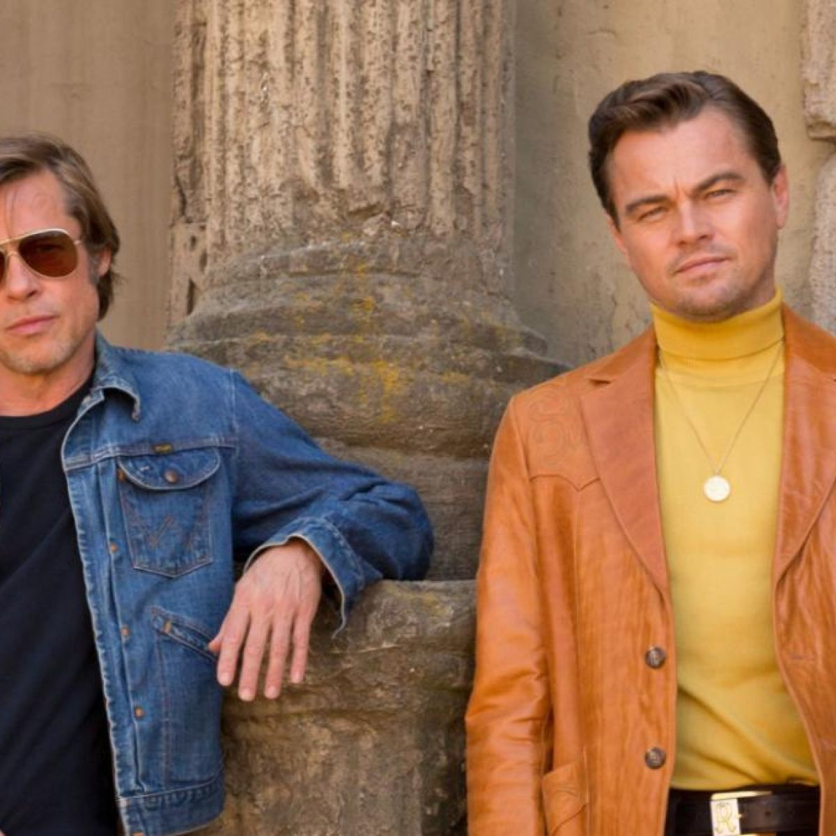 Once upon a Time in Hollywood trailer drops, and it's
