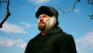 Vincent Van Gogh: Willem Dafoe as the painter in Julian Schnabel's At Eternity's Gate