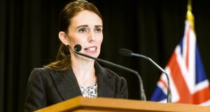 New Zealand's prime minister Jacinda Ardern: on a different planet from Theresa May in terms of leadership style. Photograph: Mark Coote/Bloomberg