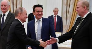 David McWilliams: Europe is glued to energy-rich Russia