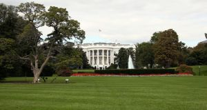 The White House South Lawn. Photograph: iStock
