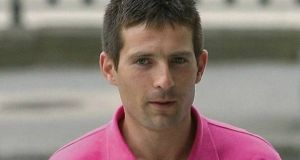 The court heard Alan Hutch was on protection in custody in a single cell and had formed certain views that the prison authorities were contaminating his food and water. File photograph: Collins Courts