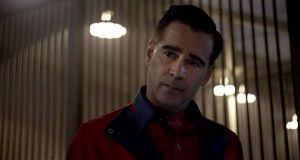 Colin Farrell in Dumbo. Photograph: Disney