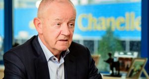 Michael Burke,  managing director of Chanelle Pharmaceuticals Manufacturing Ltd. Photograph: Michael Dillon