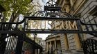 The National Museum welcomed 1.2 million visitors last year. Photograph: Alan Betson/The Irish Times