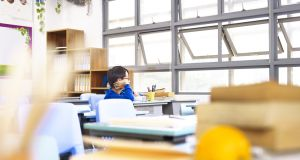 There have been  numerous reports of children's attendance at school being restricted to the bare minimum number of hours each day. Photograph: iStock