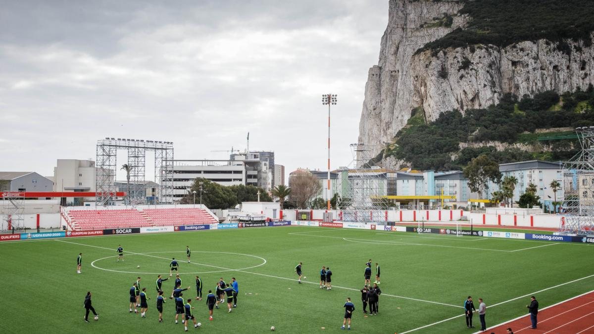 77352e9ac76 Euro 2020 qualifiers  Gibraltar v Ireland - all you need to know