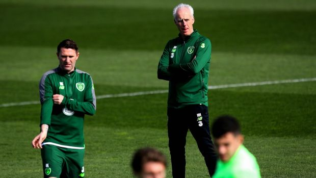 6ed8e84fd26 Mick McCarthy returns for his second stint as Ireland boss. Photograph   Ryan Byrne