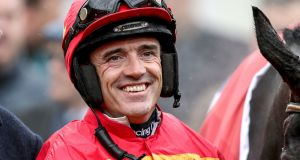 Ruby Walsh is to ride on the flat at Naas on Sunday. Photograph: Dan Sheridan/Inpho