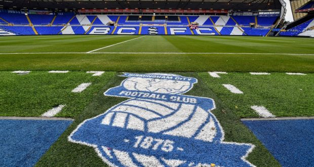 Birmingham City docked nine points for financial breaches