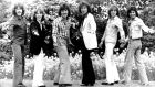 The Miami Showband, killed in 1975. From left: Stephen Travers, Tony Geraghty, Ray Millar, Brian McCoy, Fran O'Toole, Des Lee