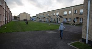 Mosney refugee reception centre in county Meath. Figures for mid-February show 6,290 people living in direct provision centres scattered around the country.