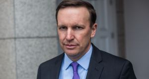 US senator Chris Murphy: 'I worry that the only voice that is getting through in the Brexit debate is [Trump's].' Photograph: James Forde