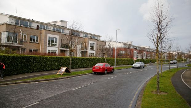 Dublin Fire Brigade confirmed it became aware of fire safety concerns at Simonsridge in late 2018. Photograph: Nick Bradshaw/The Irish Times
