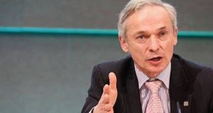 "Richard Bruton:  he  is  working with the Attorney General to ""finalise a legally robust plan which will improve air quality by reducing particulate matter in the air"""