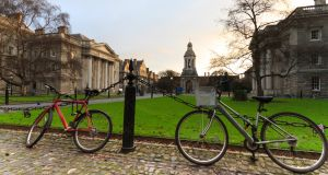 A petition signed by more than 500 TCD students calls for the funding of the University Times to be cut to €3,000, the current equivalent of a single edition. Photograph: iStock