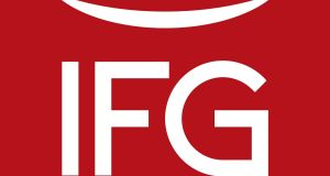 Financial services group IFG has been valued at about £206 million.