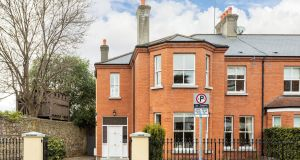 Pakenham Lodge, on Pakenham Road, Monkstown, Co Dublin, extends to 2,239sq ft and comes to the market for €1.595 million
