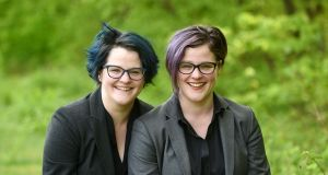 Emily and Amelia Nagoski, authors of Burnout: The Secret to Solving the Stress Cycle