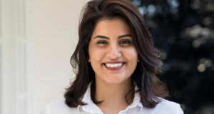 Saudi women's rights activist Loujain al-Hathloul, who is alleged to have suffered electric shocks, beatings, waterboarding and sexual harassment during detention. Photograph: Reuters