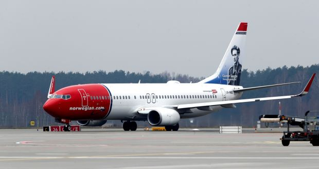 Cork Airport says Norwegian transatlantic services will resume