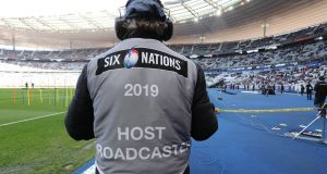 The benefits of free-to-air coverage of the Six Nations are immeasurable, the damage of any change would prove, as it has for FI and cricket, incalculable. Photograph: Billy Stickland/Inpho