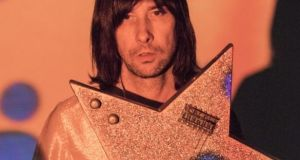 Bobby Gillespie of Primal Scream - the band will headline on Sunday, June 2nd. Photograph: Sam Christmas