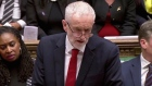 Corbyn: MPs should consider public vote on Brexit deal