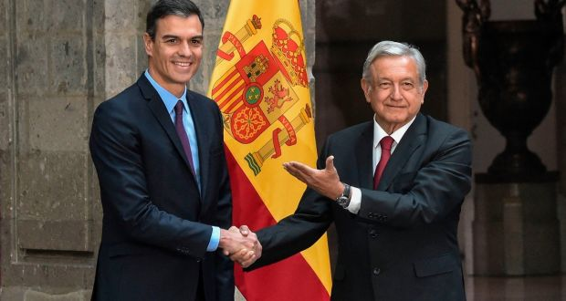 Mexico's demand for conquest apology enrages Spaniards