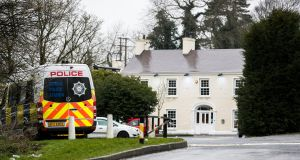 The Greenvale Hotel in Cookstown, Co. Tyrone, in Northern Ireland where three young people  died. Photograph: Liam McBurney/PA Wire